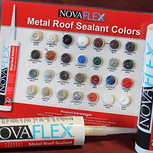 Metal Roof Sealant - NovaFlex
