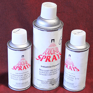 Paint Spray - In all matching colors